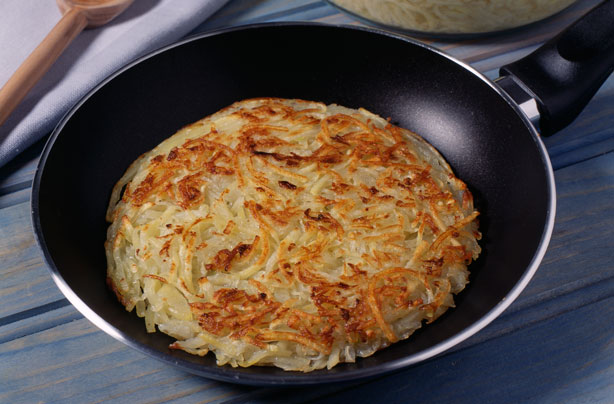 Potato rosti recipe - goodtoknow