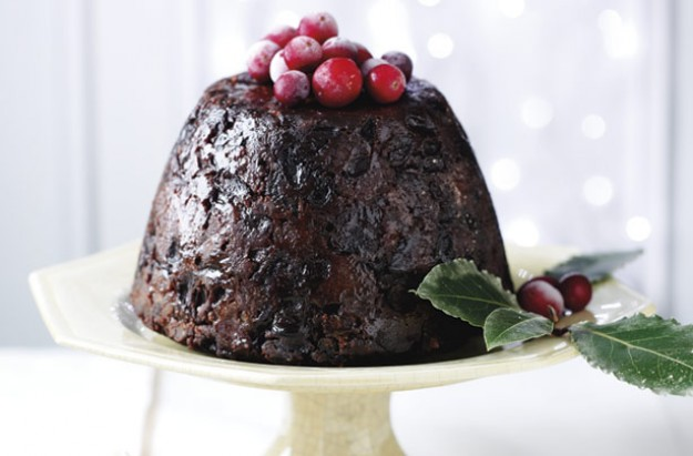This Christmas pudding looks and tastes even better. It is too tempting to resist ? at Christmas and at any other time.