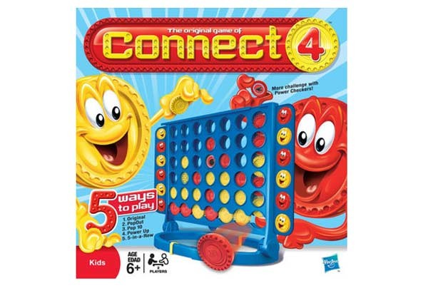 Best board games: Connect Four