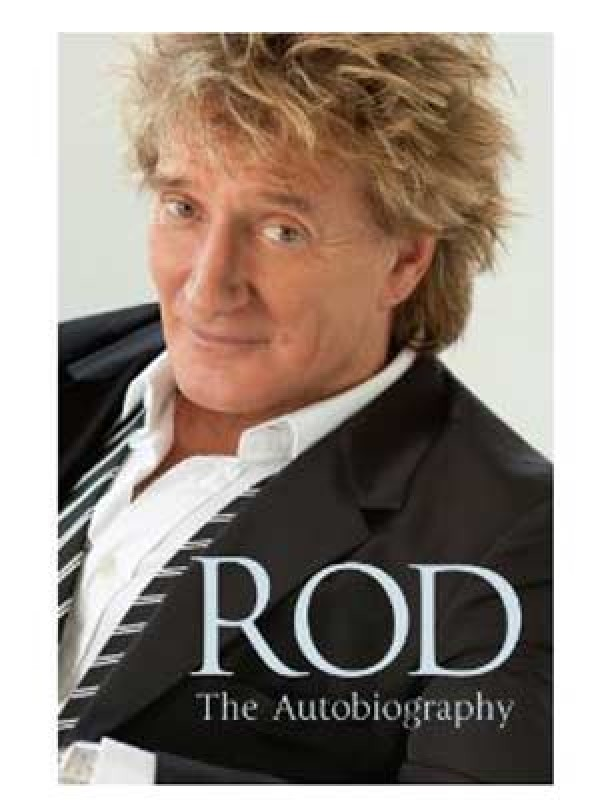 Rod: The Autobiography, Rod Stewart