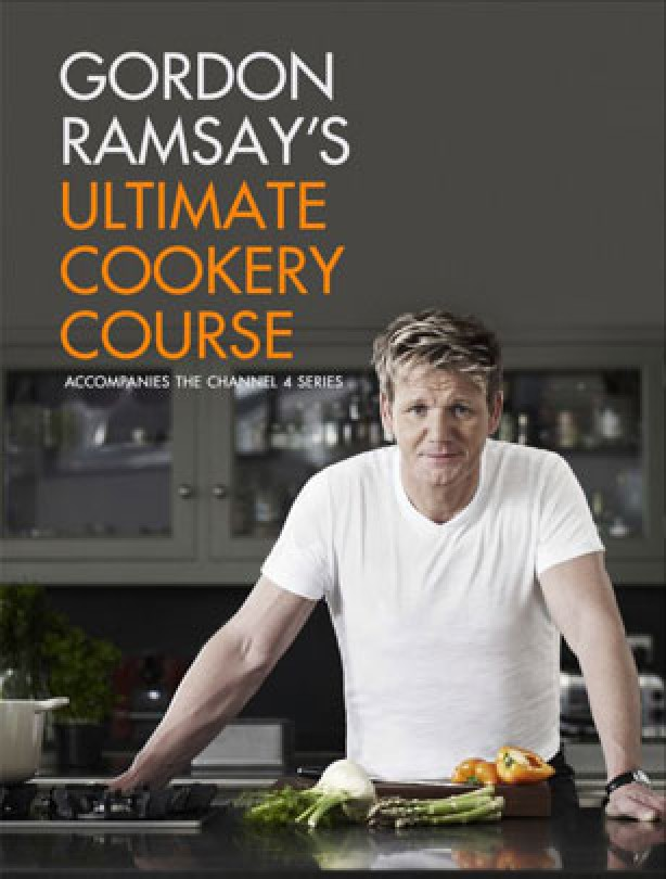 Top cookbooks 2012