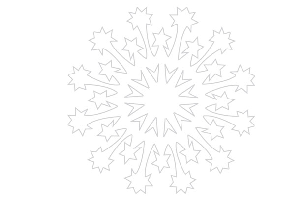 How To Make Paper Snowflakes: Get Our Free Templates! - Goodtoknow