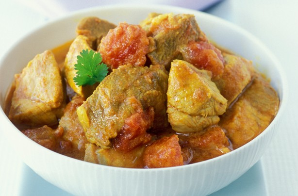 Pork curry recipe