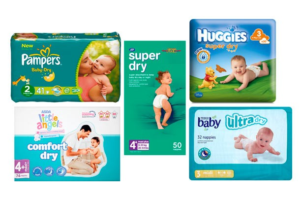 Best baby dry nappies