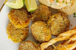 These delicious Moroccan chickpea cakes are great for home entertaining. They are easy and fast enough for every meals too.