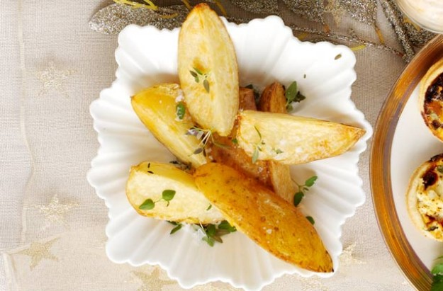 Thyme wedges