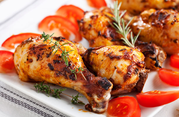 Spicy chicken drumsticks recipe - goodtoknow