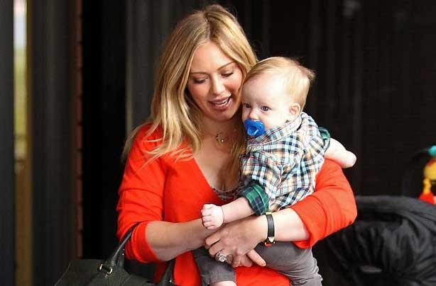 Celebrity babies 2012