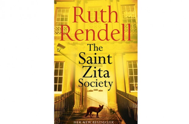 The St. Zita Society by Ruth Rendell review