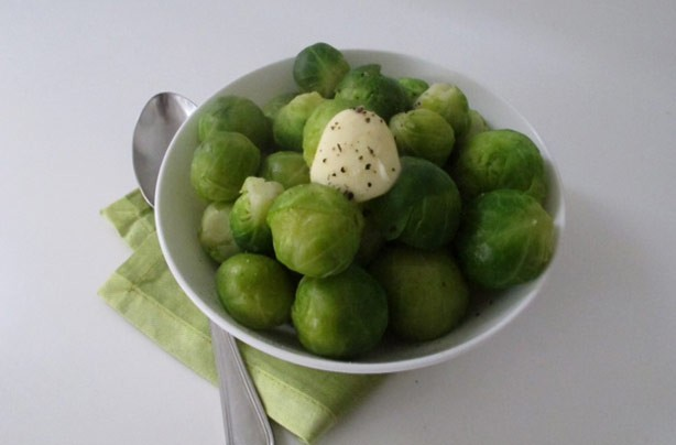 how to cook brussel sprouts steam
