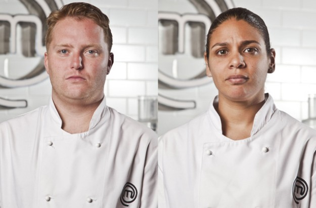 Two winners on MasterChef: The Professionals