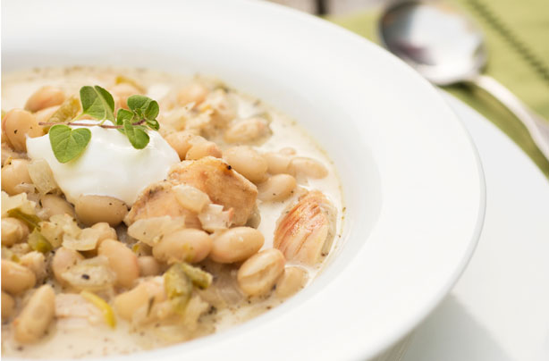 Chicken and white bean soup recipe - goodtoknow