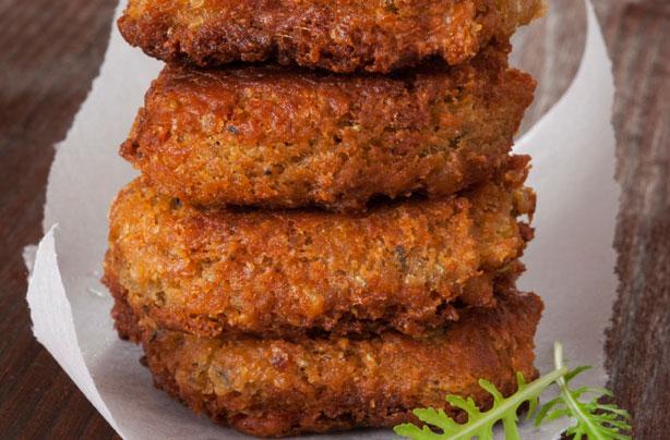 Sweet Potato Patties Recipes — Dishmaps