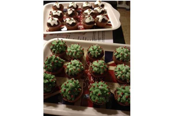 Your Christmas baking