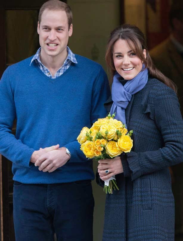 Kate and Wills pregnancy anouncement