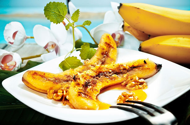 Honey baked bananas recipe - goodtoknow
