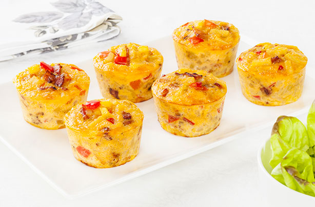 Omelette muffins recipe - goodtoknow