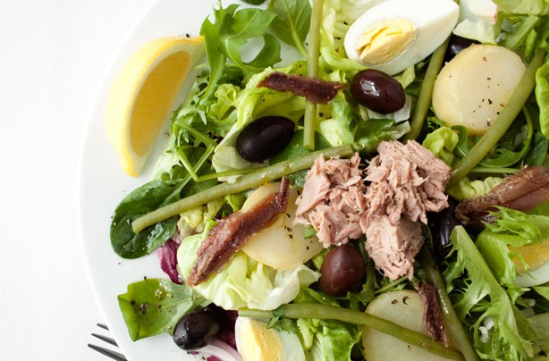Salad Nicoise recipe