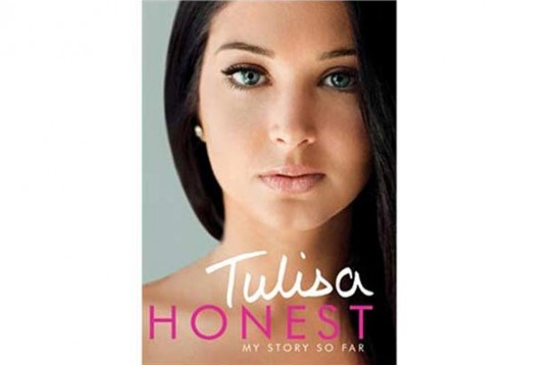 Tulisa's autobiography