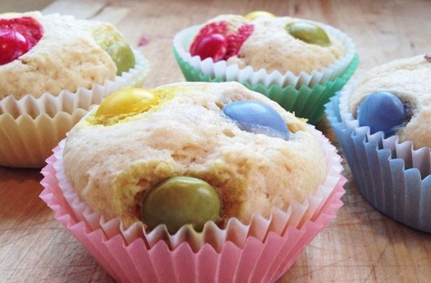 Spotty muffins