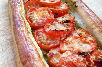 ... pesto tart roasted tomato tart with pesto summer tomato and pesto tart