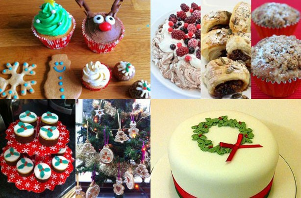 Russell Hobbs Christmas baking comp 2012