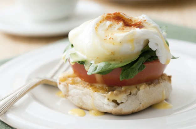 Veggie eggs Benedict recipe - goodtoknow
