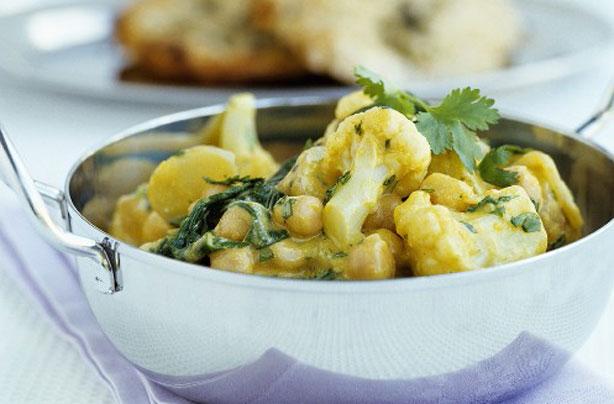 Cauliflower curry recipe - goodtoknow