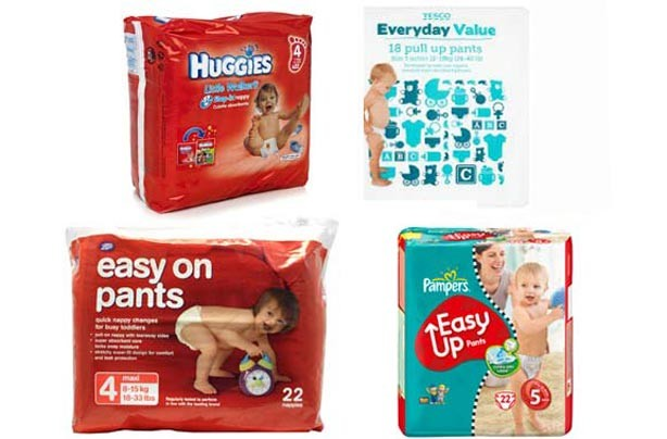 Best pull up nappies