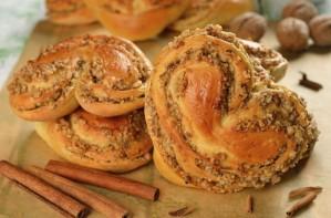 Pisctahio cinnamon buns