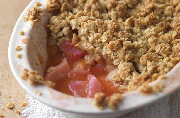 10 ways with... rhubarb