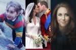 Kate Middleton's life in pictures