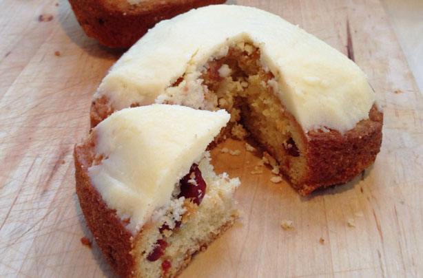 White Chocolate Cranberry Cakes Slimming World