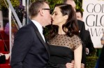 The Golden Globe Awards: Daniel Craig and Rachel Weisz