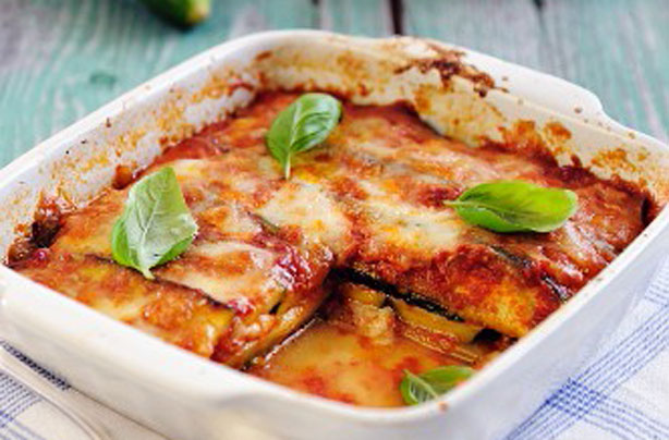 Courgette lasagne recipe - goodtoknow