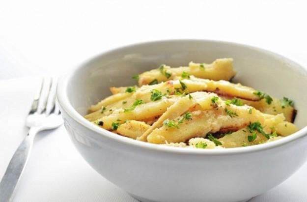 Horseradish parsnips