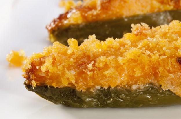 Jalapeno cheesy poppers