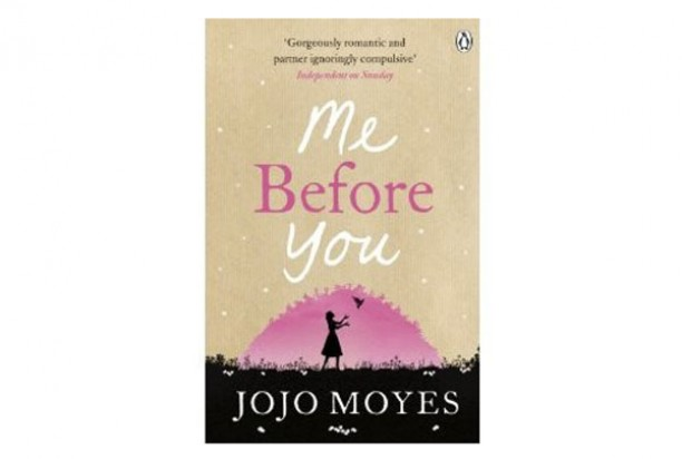 Me Before You by Jojo Moyes book review