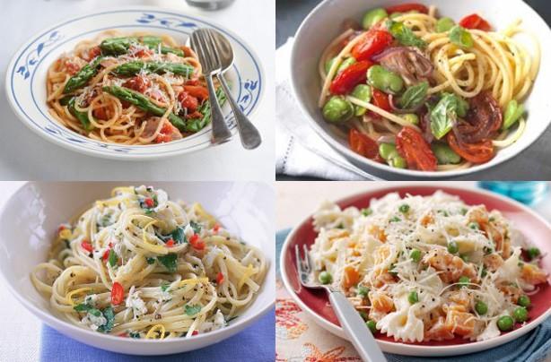 250-Calorie Pasta Salads - Cooking Light