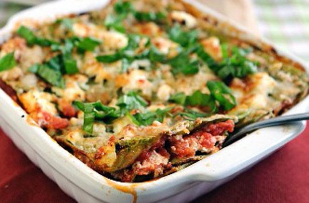 Ricotta and tomato lasagne recipe - goodtoknow