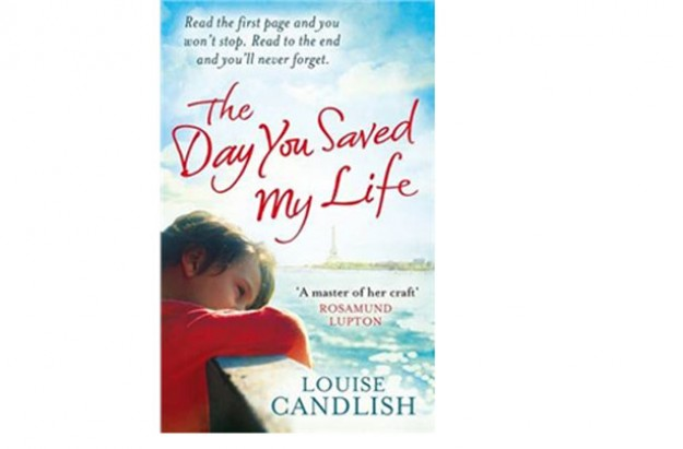.The Day You Saved My Life By Louise Candlish