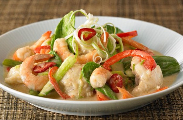 Thai seafood curry recipe - goodtoknow