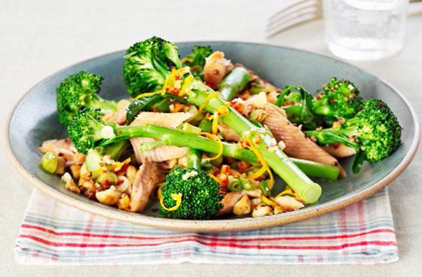 Superfood salmon salad recipe - goodtoknow