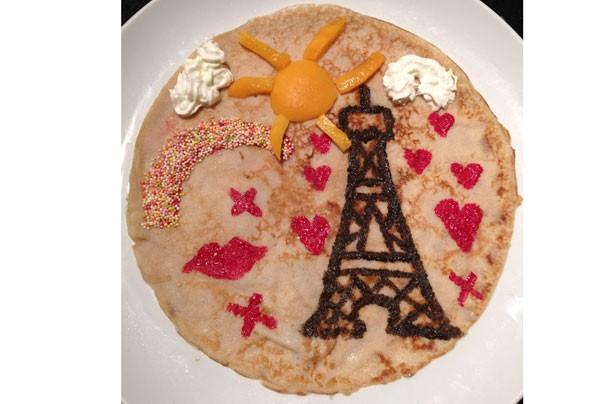 Amanda's pancake