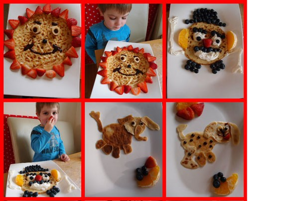 Sarah's pancakes