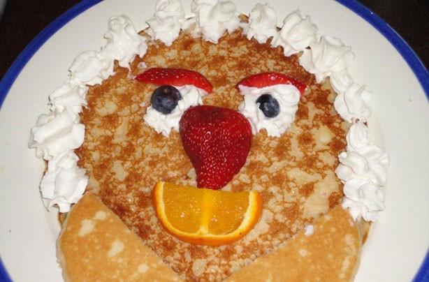 Geri's pancake