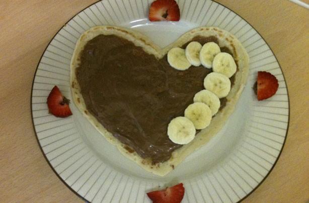 Kayleigh's pancake