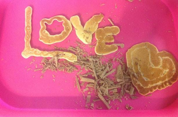 Miss Mamo's pancake