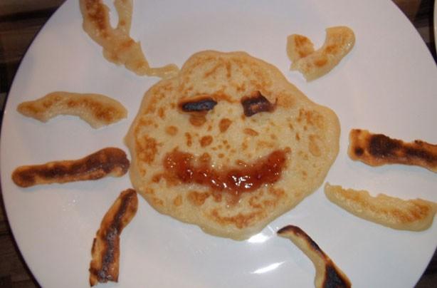 Emily's pancake