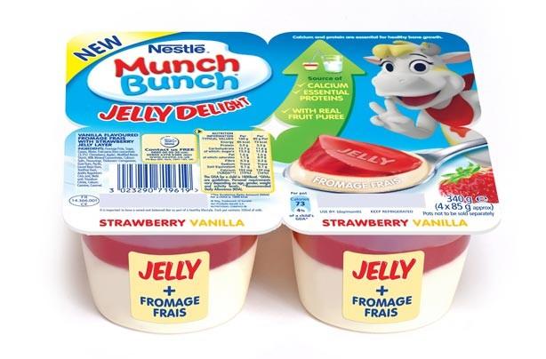 Munch bunch jelly delight